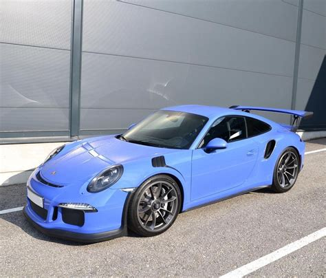 porsche maritime blue a brand and special pts maritime blue 991 gt3 rs