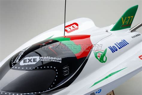 v24 rc boat exceed racing fiberglass v24 ghb 1300gs260 offshore racing