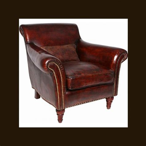 Leather Chesterfield Armchair by Luxusn 237 Ko蠕en 225 K蝎esla