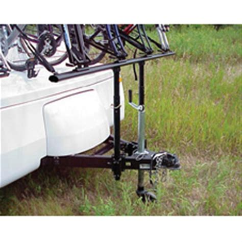 Tent Cer Bike Rack by Pro Rack Systems Inc Tent Trailer 4 Bike Carrier 157224 Carriers Tie Downs At Sportsman