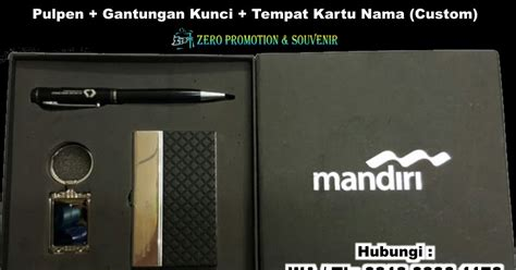 Ck Paket Ck024 Box Exclusive jual gift set 3in1 pulpen gantungan kunci tempat kartu nama custom barang promosi mug