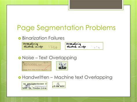 printed document font handwritten and machine printed text separation in