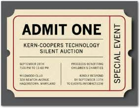 admit one ticket invitation template admit one ticket invitation template quotes