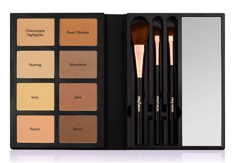 contour colors profusion contour palette 8 highlight and contour colors
