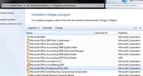 How To Reinstall Microsoft Office by How To Reinstall Or Repair Microsoft Office