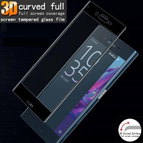 Zilla 3d Carbon Fiber Tempered Glass Sony Xperia Xz Premium performance front embarrados