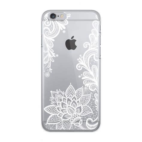 Iphone Motif For Iphone 66s coque iphone 6 6s motif dentelle blanc destination telecom