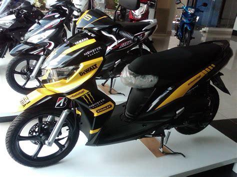 Lu Led Motor Yamaha Xeon kumpulan modifikasi motor matic xeon gt terlengkap