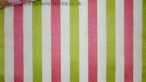 pink and green curtains hertford stripe sold out by morris jackson mja in pink