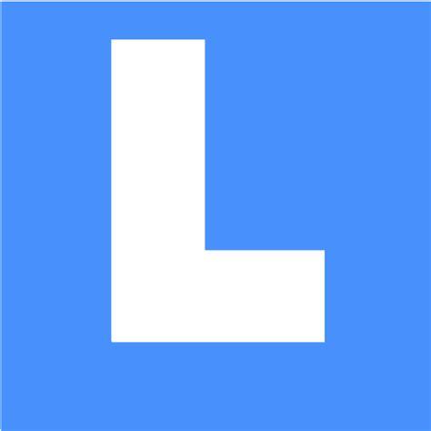 The Blue L by Najlepsze Kursy Prawa Jazdy