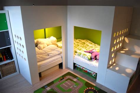 ikea hacks loft beds 9 ingenious ways to hack ikea furniture for tiny