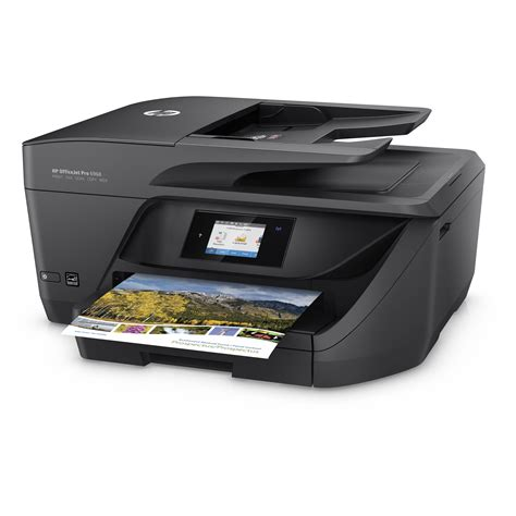 Printer Hp Officejet All In One hp officejet pro 6968 all in one inkjet printer t0f28a b1h b h