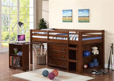 double loft bed with desk 10 best loft beds with desk designs decoholic