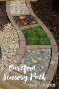 backyard path ideas backyard sensory path what a things to walk on for