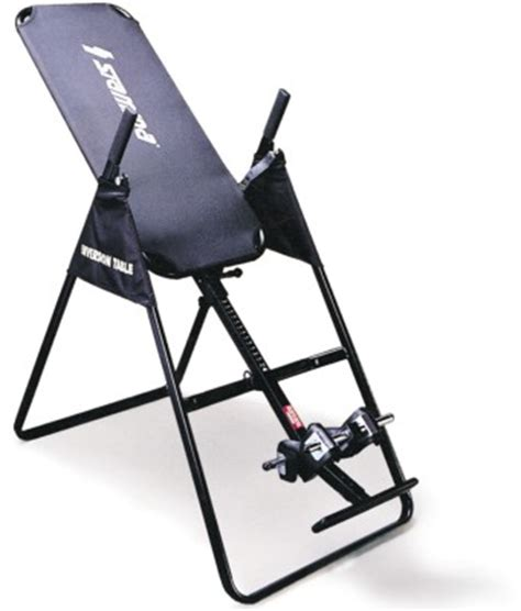 stamina products inversion table stamina inversion stretch station at fitness destination