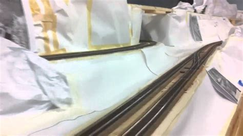 How To Make A Mountain Model Out Of Paper - model railroad mountain scenery out of paper