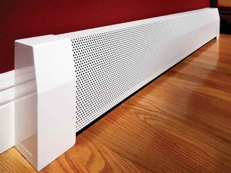 electric baseboard heaters price cost to install an electric baseboard heater estimates