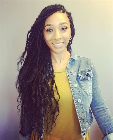 meagan good for goddess faux locs caign bellanaija january2016 17 best ideas about goddess locs on pinterest faux locs