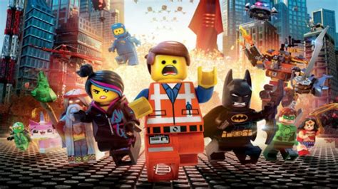 The lego movie and all its awesomeness bounces its way on to dvd this