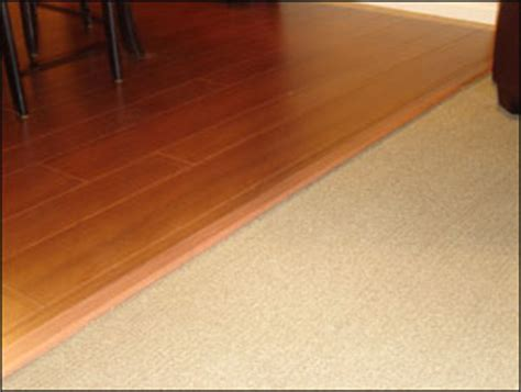 Wood Floor To Carpet Transition by Object Moved