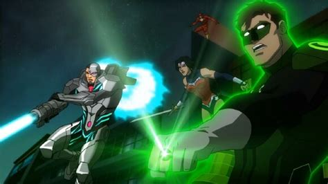 movie after justice league war justice league war dvd review the other view