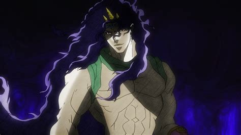 jojo hair anime can someone help me to find a similar character like this