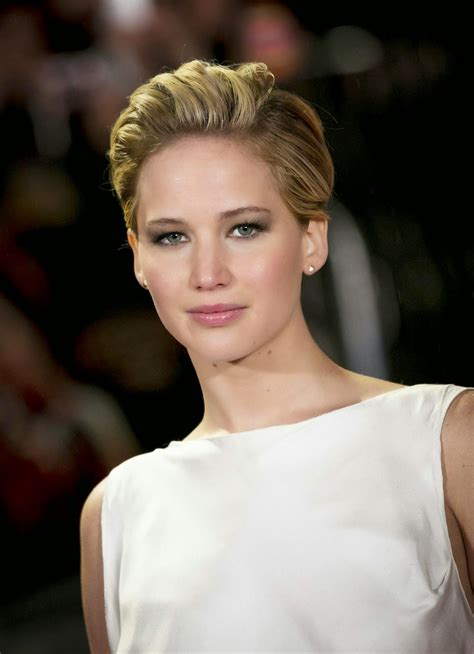 back glimpses of short haircuts jennifer lawrence short hairstyles hairstyles and haircuts