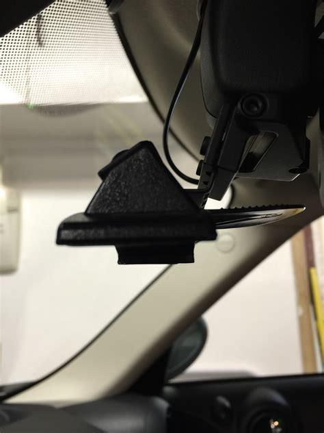 one mirror mount fs blendmount radar detector mount for one for