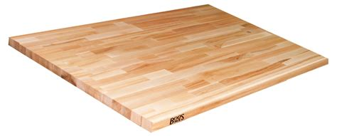 custom boos butcher block counter island tops
