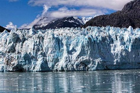the glacier park reader national park readers books tarr inlet glacier bay alaska picture of glacier bay