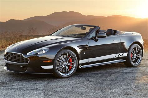 2016 Aston Martin V8 Vantage Convertible Pricing For