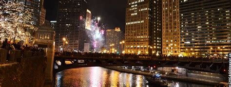 There Are Many Exciting Ways To Celebrate Christmas In Lights In Chicago