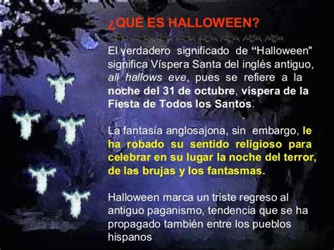 Imagenes De Halloween Y Su Significado | lo que todo cristiano debe saber de halloween 01