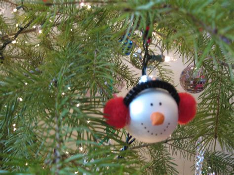 Handmade Tree Ornaments Ideas - ornaments huckleberry stew
