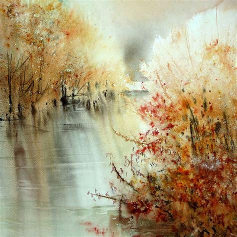 water color artists daniel smith bellevue store events poetic landscapes