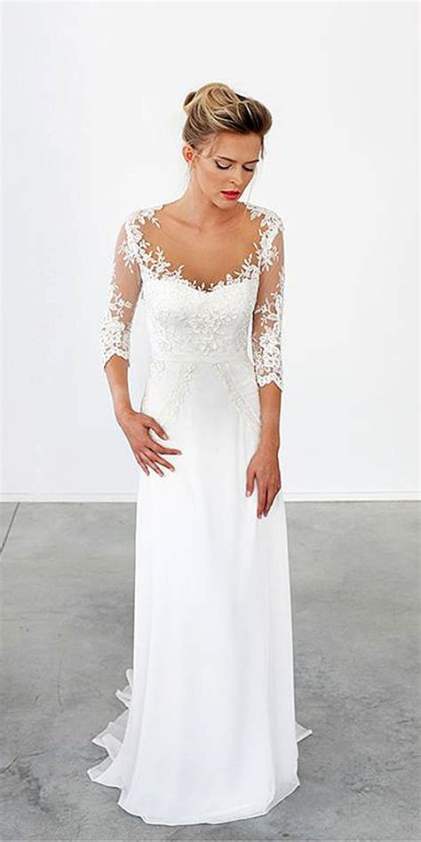simple wedding dresses  elegant brides wedding