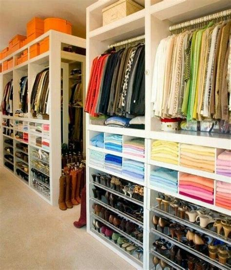 amazing closet for the home