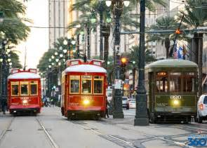 trolley cars new orleans new orleans streetcar places louisiana lsu