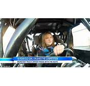 Rosalee Ramer Nations Youngest Monster Truck Driver Is 16 Year Old