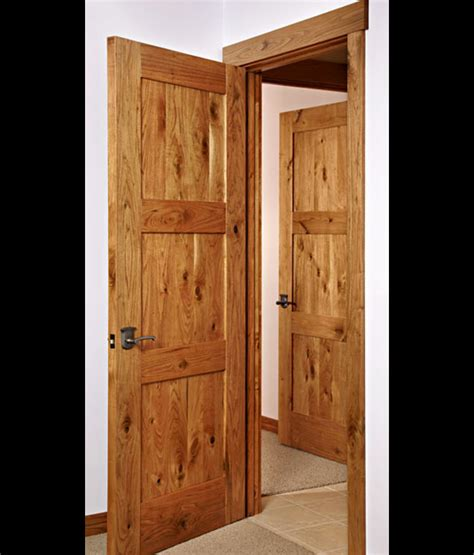 Residential Interior Doors Residential Installations Section Standard And Custom Door Styles Interior Photo 06