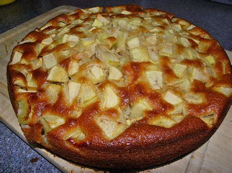 chefkoch schneller kuchen schneller kuchen mit versunkenen 196 pfeln rezept mit bild