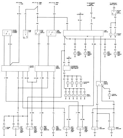 hino wiring diagram hino fm1j wiring diagram efcaviation