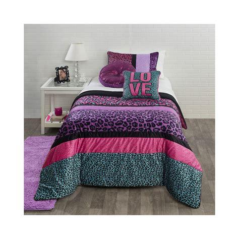 seventeen comforter set get seventeen pop cheetah comforter set limited bedding
