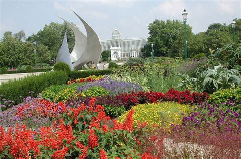 Botanical Gardens Columbus by Franklin Park Conservatory
