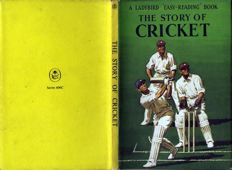 the story of ladybird books the story of cricket matthew