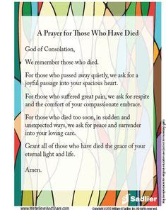 39 Best Prayers For Grieving Images Miss You Thoughts