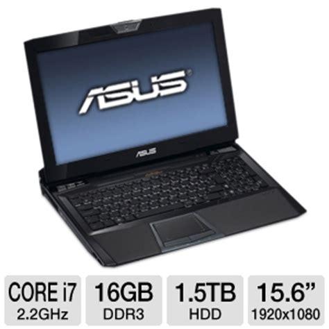 Laptop Second Asus I7 asus lamborghini vx7sx dh72 laptop computer 2nd