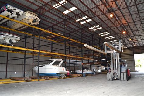 boat and rv warehouse indoor boat storage boat storage in ft lauderdale