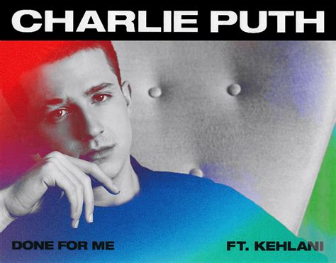 charlie puth on me charlie puth teams up with kehlani on feisty new single