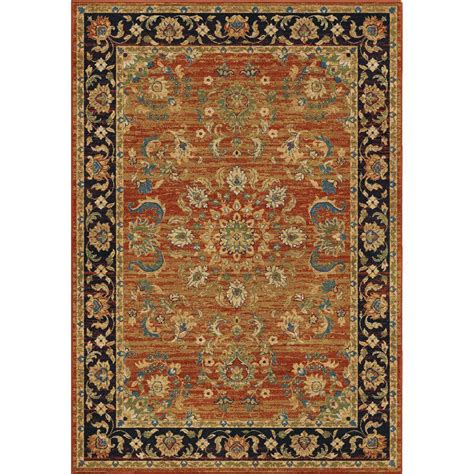 brick area rugs orian rugs twisted tradition brick 7 ft 10 in x 10 ft 10 in indoor area rug 318265 the